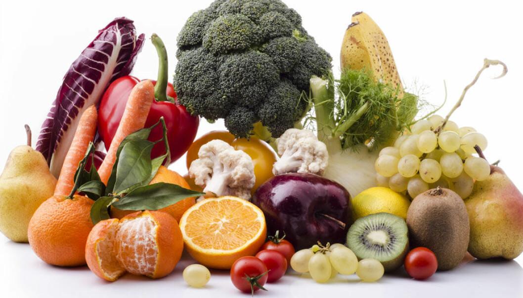 Children don't eat enough veggies.