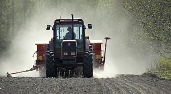 Few global warming doubters among Norwegian farmers