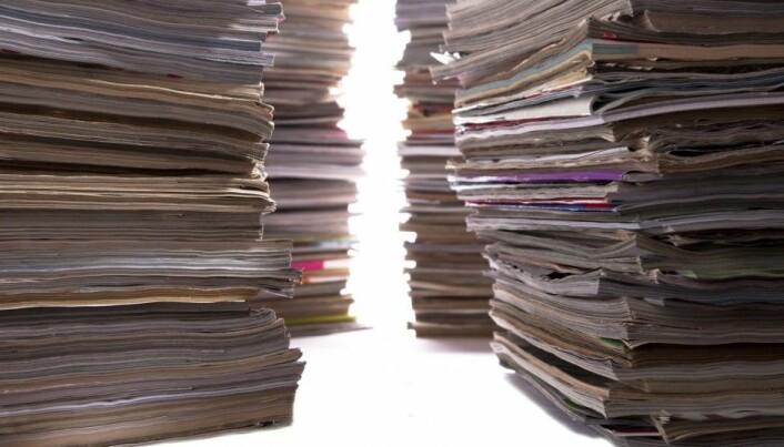 Junk science and urban legends in academic journals