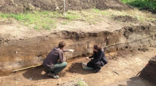 New viking fortress discovered in Denmark