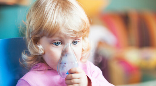 Antibiotic use during pregnancy doesn't increase asthma risk