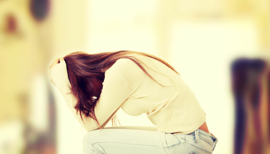 "There are no clear definitions of when someone fulfils the criteria of a depression. This mean that some people are treated without reason and some, who should be treated, aren't. (Photo: <a href=""http://www.shutterstock.com/pic-179528855/stock-photo-teenage-girl-depression-lost-love-isolated-on-white-background.html"" target=""_blank"">Shutterstock</a>)"