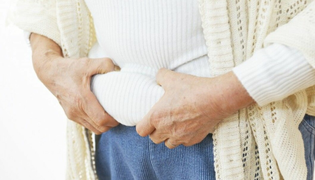The first study indicating a connection between being overweightness and obesity in midlife and Alzheimer's later in life was published in 2003. An international team of researchers has now reviewed all the studies dealing with this link between fat and dementia. (Photo: Microstock)
