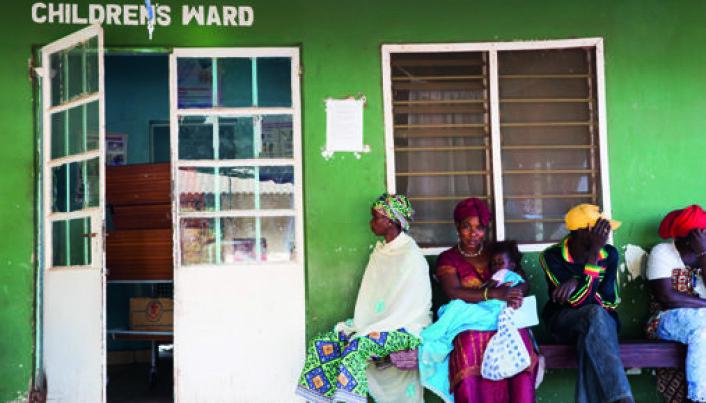 Dramatic drop in maternal Mortality in Gambia