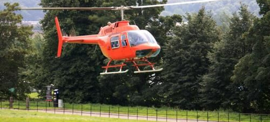 New helicopter technology could save farmers millions