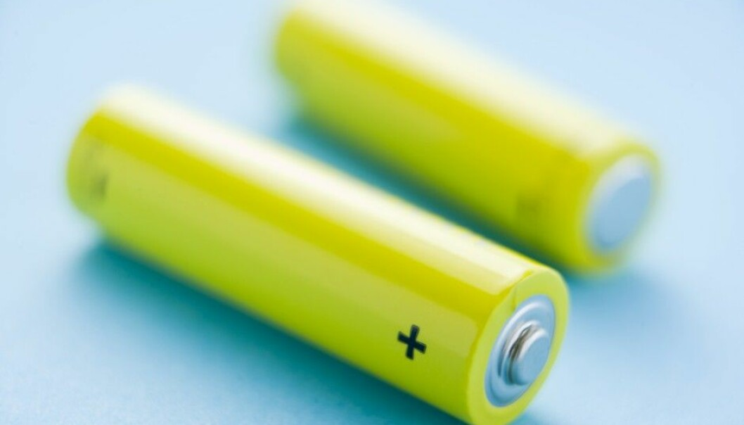 A sustainable society needs to meet today's challenges for resources without spoiling opportunities for future generations. An obvious contribution toward such a world would be the invention of an environmentally friendly battery. (Illustrative photo: Colourbox)