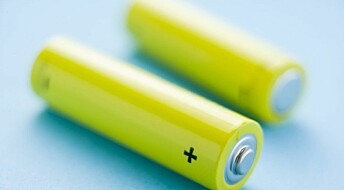 The future's batteries could be plastic