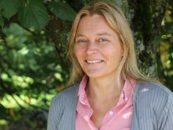 Anna Ihr (Photo: University of Gothenburg)