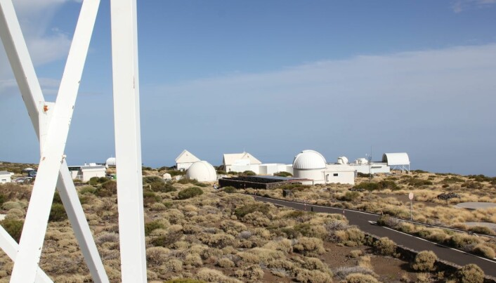 New telescope will unlock secrets of the universe