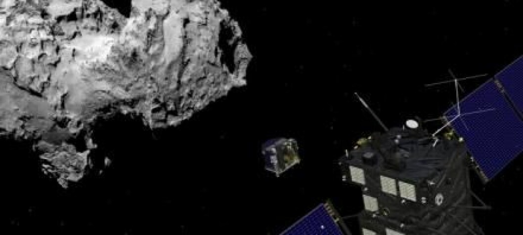 Danish scientist hopes to find origins of life on comet