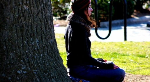 Mindfulness as useful as therapy to treat depression