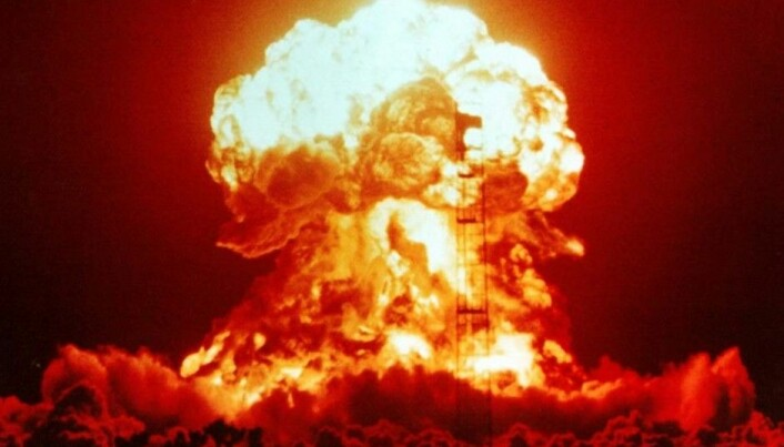 Nuke bomb fallout in Norway sourced