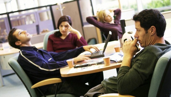 Can organisations get depressed?