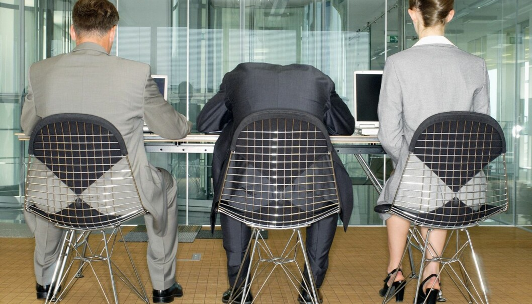 Men with recent acute coronary syndromes who deemed their work environment to be unhealthy estimated that it would take a long time to get back on the job. (Photo: Colourbox)