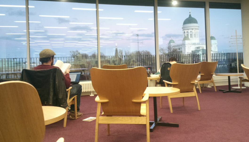 "International students: you can still study for free in Helsinki. (Photo: <a href=""https://www.flickr.com/photos/hugovk/10390820706/sizes/l"" target=""_blank"">hugovk</a>, CC BY-NC-SA)"