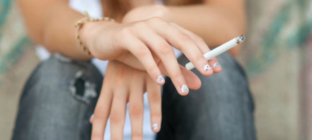 Special gene is causing some smokers to stay slim