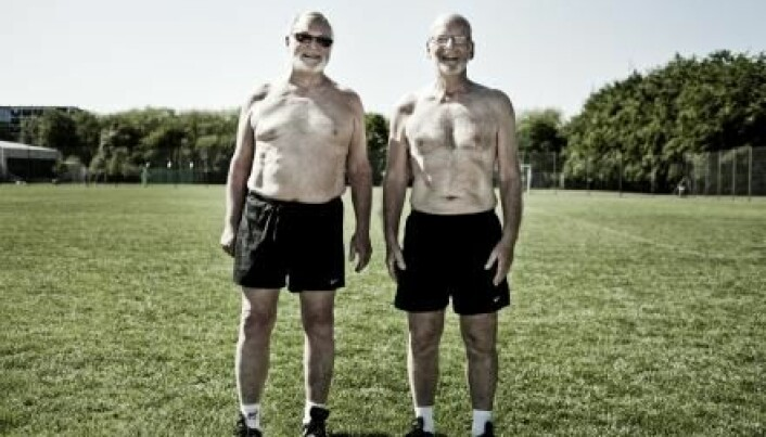 Football helps male cancer patients recover
