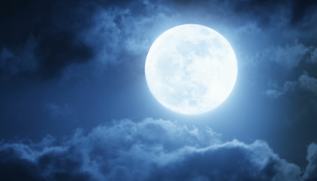 "Children are less active and have higher blood pressure at full moon, reveals new study. (Photo: <a href=""http://www.shutterstock.com/pic-157315229/stock-photo-dramatic-photo-illustration-of-a-nighttime-sky-with-brightly-lit-clouds-and-large-bright-full-moon.html?src=csl_recent_image-1"" target=""_blank"">Shutterstock</a>)"