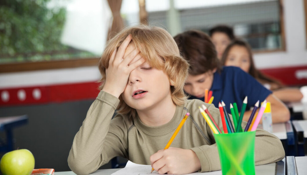 "It can be difficult to concentrate in a stuffy classroom. But in a properly ventilated classroom children work faster and are better at solving tasks, new Danish research reveals. (Photo: <a href=""http://www.shutterstock.com/pic-194238698.html&src=download_history"" target=""_blank"">Shutterstock</a>)"