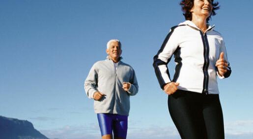 Regular exercise slows the progress of Alzheimer's