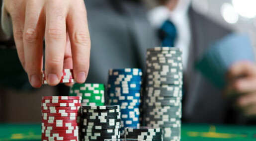 Why compulsive gamblers can't control themselves