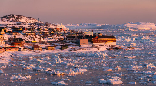 International conference brings climate change to Greenland