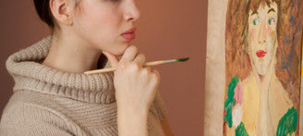 New study finds proof that creativity and mental illness are genetically linked