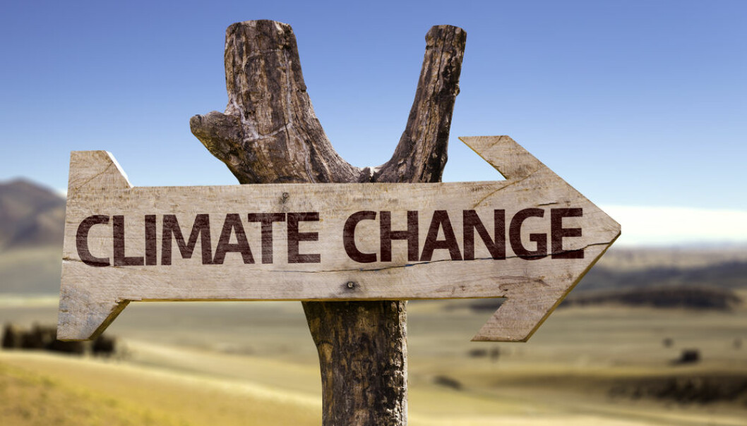 "A new Swedish study reports that negotiators from governments and NGOs around the world still believe that large multilateral UN meetings are the best forums for tackling climate change. But support for small forums is growing. (Photo: Photo: <a href=""http://www.shutterstock.com/da/pic-224217049/stock-photo-climate-change-wooden-sign-with-a-desert-background.html"" target=""_blank"">Shutterstock</a>"