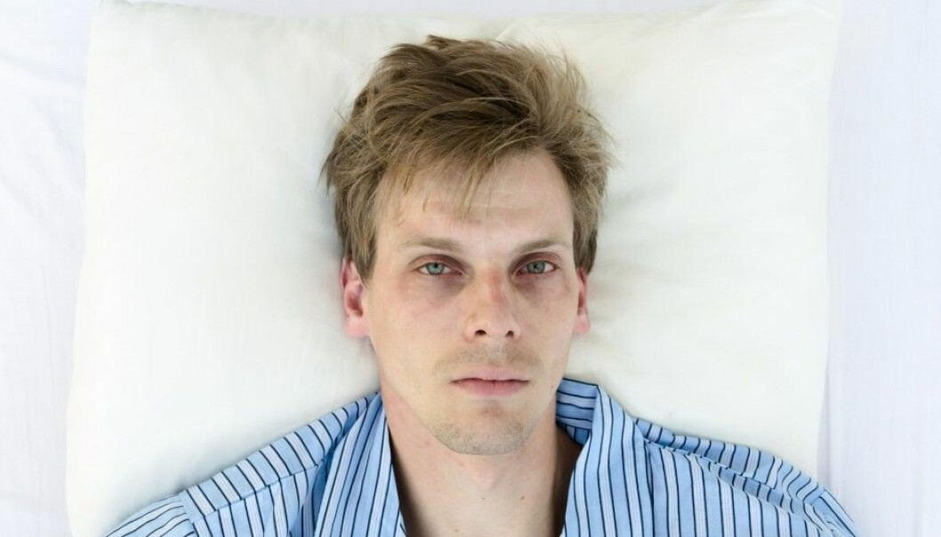 Photographs of sleep deprived persons were evaluated by participants in a Swedish study as more negative than photos of the same people after a good night's sleep. (Photo: Microstock)