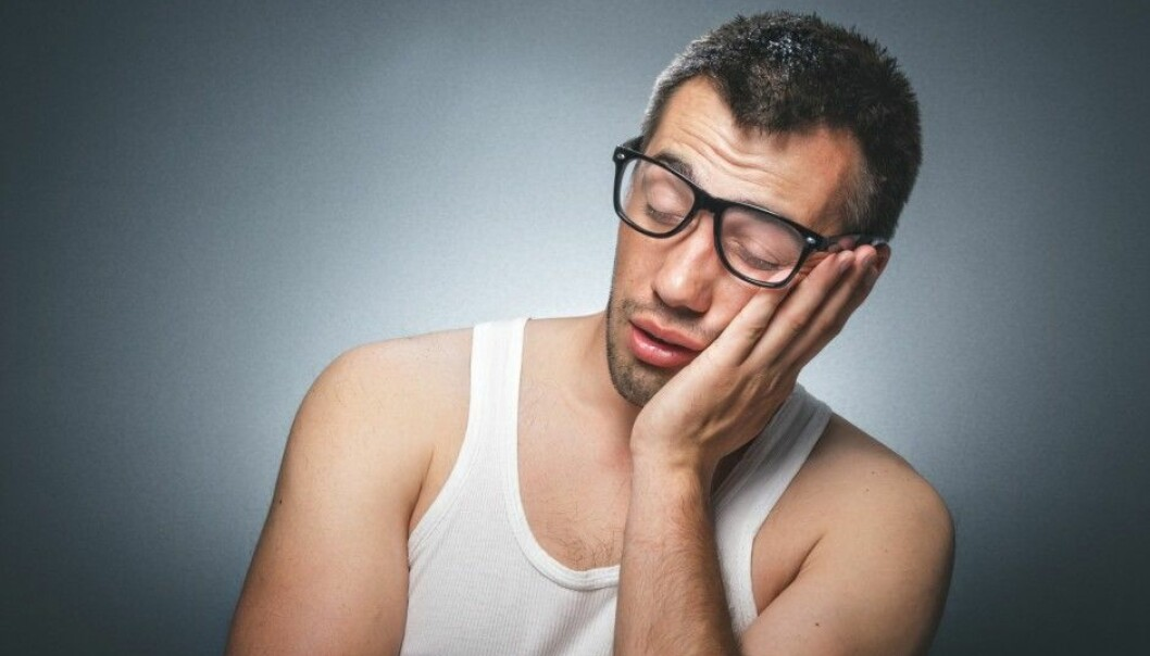 A lack of sleep and a dose of stress make a poor combination for your memory. (Photo: Microstock)