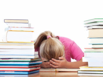 "An unmotivated student often hides the reasons for their lack of motivation. For example, they may struggle with class content or feel left out of the class. (Photo: <a href=""http://www.shutterstock.com/pic-82295068.html"" target=""_blank"">Shutterstock</a>)."