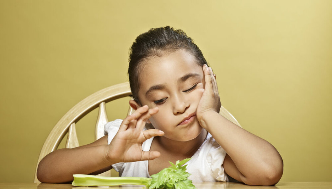 "Caption: According to new research 'taste' is often considered a barrier in food education, encouraging kids to eat the 'wrong' food (Photo: <a href="" http://www.shutterstock.com/da/pic-98314562/stock-photo-little-girl-and-her-nutritious-snack.html""target=""_blank"">Shutterstock</a>)"