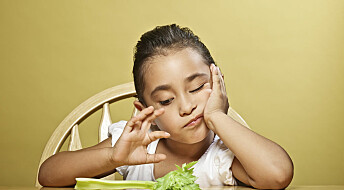 Children cannot be cheated into healthy eating