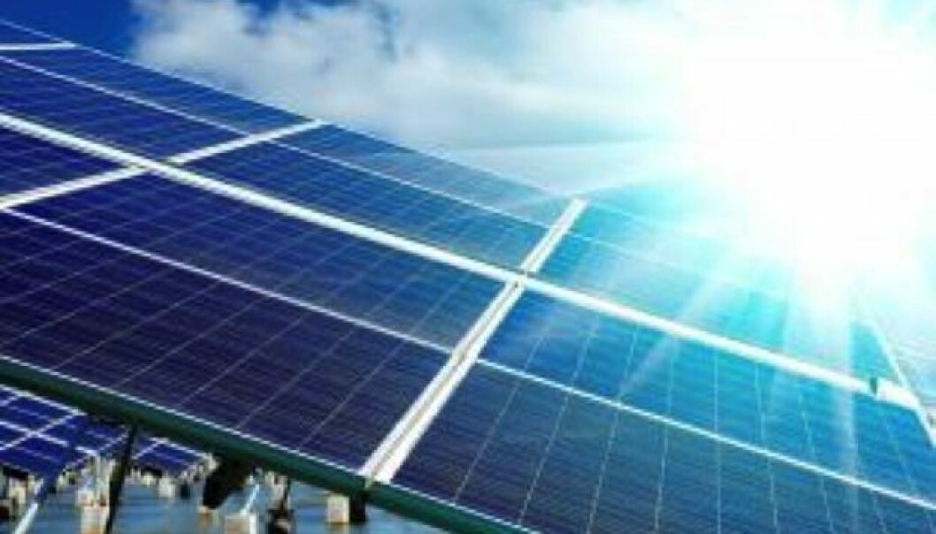"We are one step closer to building self-assembling technology in solar cells, thanks to a new discovery in nanoscience. (Photo: <a href=""http://www.shutterstock.com/pic-119534485/stock-photo-power-plant-using-renewable-solar-energy-with.html""target=""_blank"">Shutterstock</a>)"