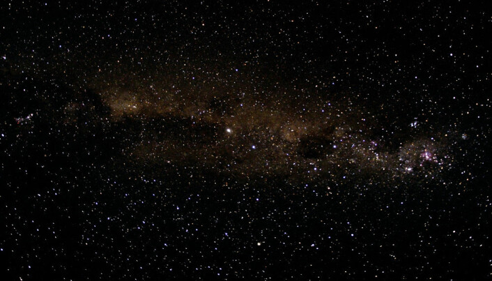 Light from distant galaxies can reveal extra-terrestrial life