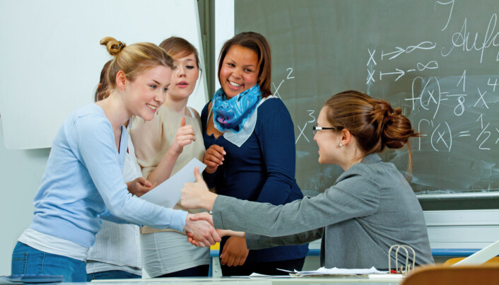 The power of popularity: impact of the cool kids on teaching