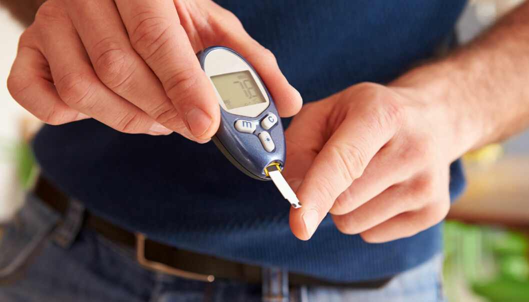 A Swedish study shows that poor control of blood sugar levels among persons with type 2 diabetes raises the risk of dementia. (Illustrative photo: Microstock)
