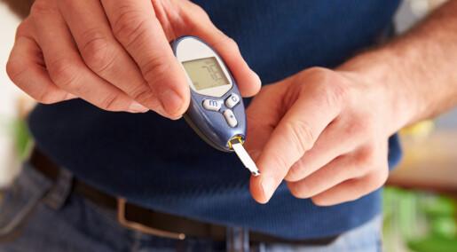 Can high blood sugar lead to dementia?