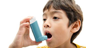 Granny's cigs can cause grandchild's asthma