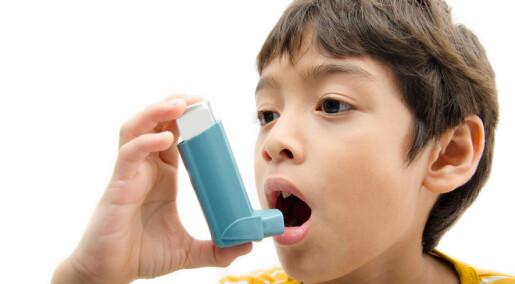 Granny's cigs can cause grandchild's asthma