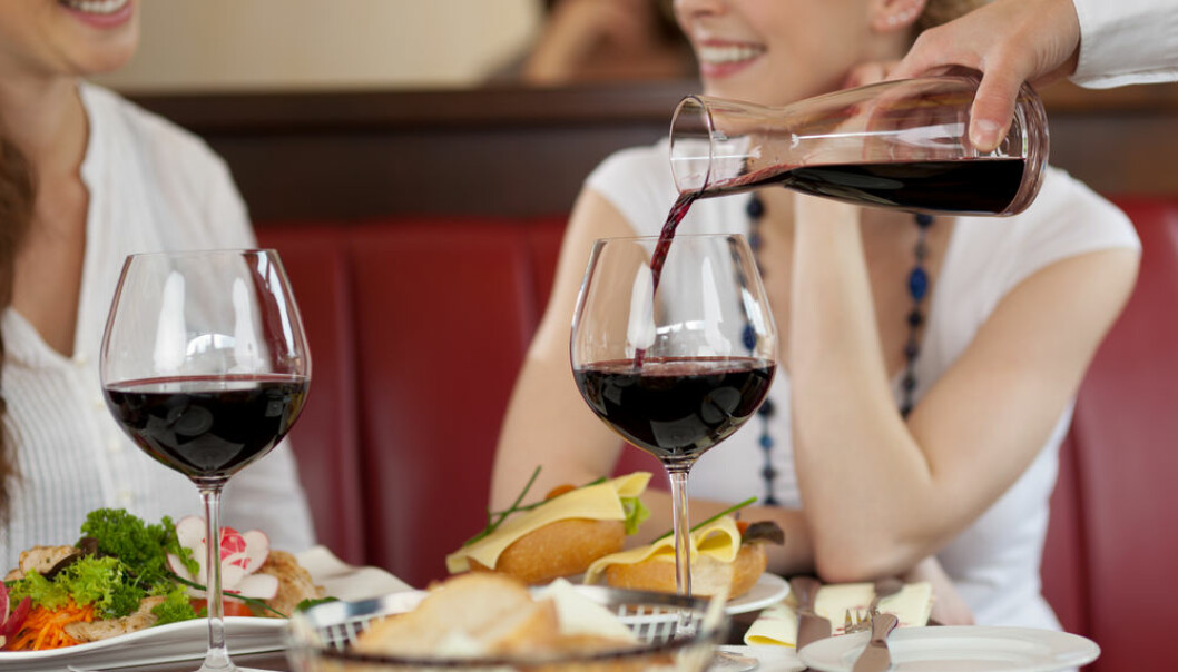 """The popular belief that moderate alcohol consumption protects against heart disease could be a complete myth, suggests new study. (Photo: <a href= http://www.shutterstock.com/pic-150111035.html target=""""blank_"""">Shutterstock</a>)"""