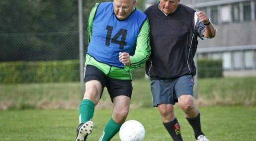 Football saves the bones of prostate cancer patients