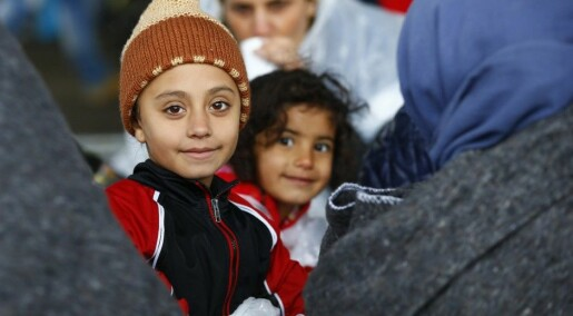 How do we receive unaccompanied asylum-seeking kids?