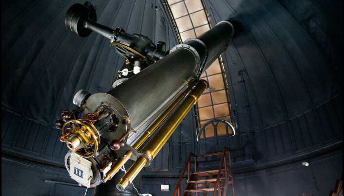120-year-old astronomical photos discovered in basement