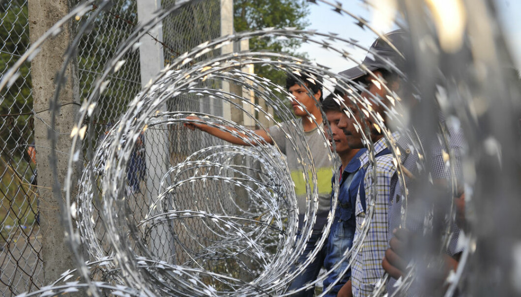 """The more closed borders become, the more we indirectly promote human trafficking,"" says Christian Groes, associate professor of cultural studies at Roskilde University. (Photo: <a href=""http://www.shutterstock.com/gallery-2276681p1.html?cr=00&pl=edit-00"">Fotosr52</a> / <a href=""http://www.shutterstock.com/editorial?cr=00&pl=edit-00"">Shutterstock.com</a>)"
