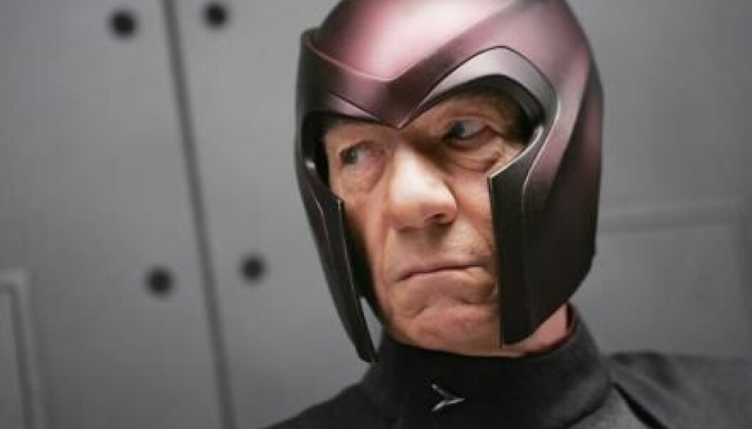 X-Men super villain, Magneto. His personality is formed by a variety of features that span cultures, historical periods, genders, and nationalities. (Photo: PR)