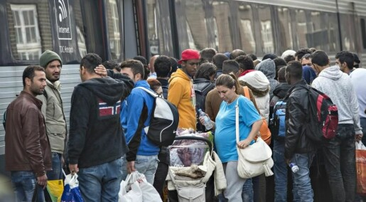 Sweden's promise of a permanent home becomes migrant magnet