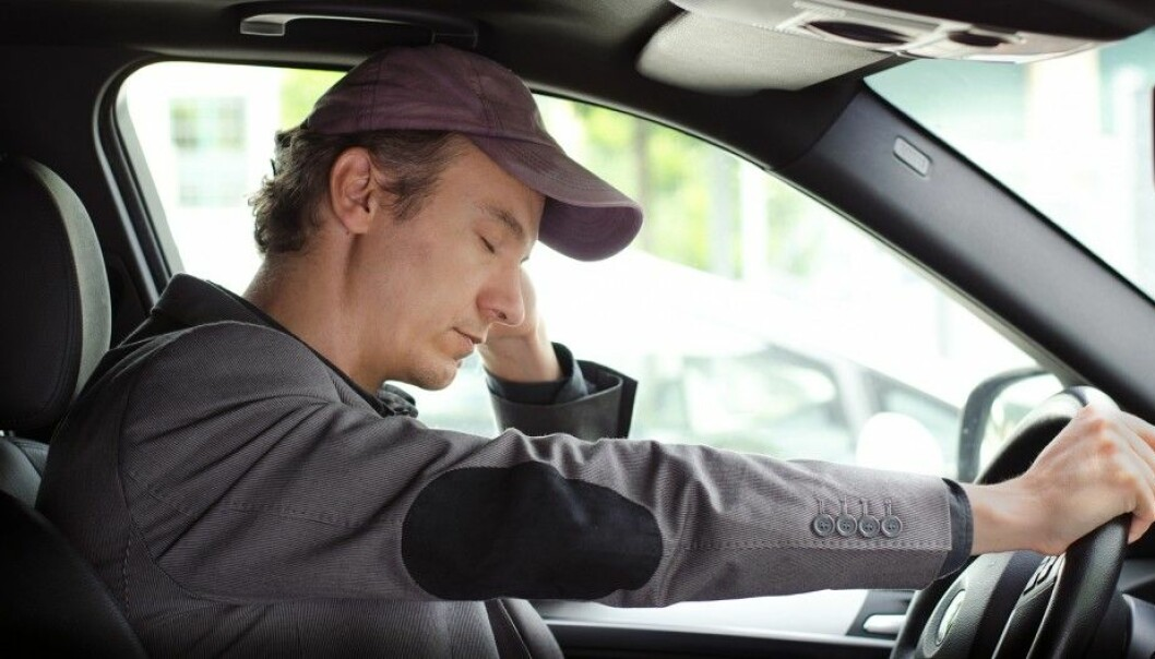 Forty percent of participants in a research project came close to crashing cars. (Illustrative photo: Shutterstock)