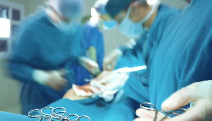 Surgery gives you jetlag