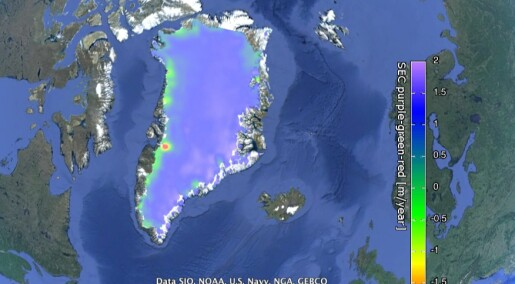Calling all armchair scientists: ESA releases Greenland satellite data